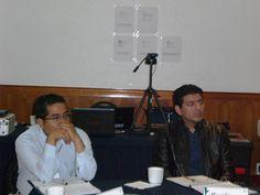 Durante el curso todos los asistentes compartieron ideas sobre el tema.