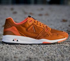"Le Coq Sportif R1000 ""Brown Leather"""