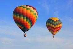 2 Balloon 1 sky by lou_dp