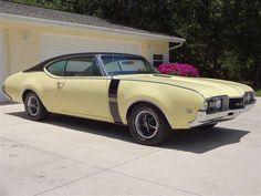 "1968 Oldsmobile 442 '68 OLDS ""442"" Hardtop 400/325 Hp V8 Turbo 400 Aut"