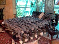 Fur Decor, Fur Bedding, Fur Accessories, Fabulous Furs, Fur Blanket, Fur Throw, Soft Blankets, Throw Cushions, Fur Fashion