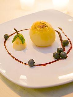 plated garnishing food ideas - Bing Images