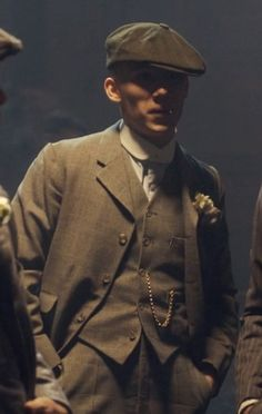 Joe Cole as John Shelby on Peaky Blinders (Ep. 1.04, 2013).