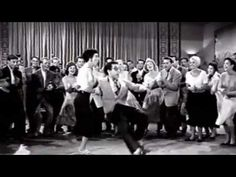 Real 1950s Rock &Roll, Rockabilly dance from lindy hop ! Forget the cold and the snow and get the jive!!!