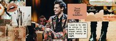 Harry Styles, Harry Edward Styles, Larry Stylinson, One Direction, Twitter Layouts, Header Twitter, Header Banner, Cute Girl Wallpaper, Twitter Icon