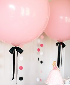 The TomKat Studio: Barbie™ Glam Birthday Party & Free Printable Designs!