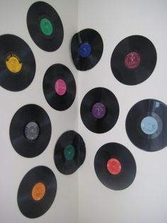 We all love a bit of vintage. Few of these on the wall would look great.