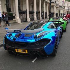 MCLAREN P1 / WRAPPED BLUE CHROME WITH WHITE TRIM - COMPLETE! What a beast!! Contact us now for a quote ! #mclarenp1 #mclaren #p1 #magixuk #ppf #paintprotectionfilm #essex #carwraps #ferrari #lamborghini #liveupload #instagood #instalike #car #instagram