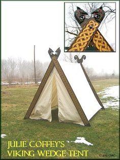 Moesgard Viking Tent Posts. //vikingladyaine.wordpress.com/2013/11/24/moesgard-viking-c&/   C&ing   Pinterest   Vikings Tents and Wordpress & Moesgard Viking Tent Posts. https://vikingladyaine.wordpress.com ...