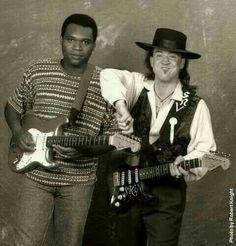 Robert Cray & Stevie