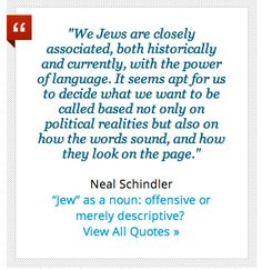 """From """"Jews as a noun: offensive or merely descriptive?""""  http://spokanefavs.com/culture/social-issues/jew-as-a-noun-offensive-or-merely-descriptive"""