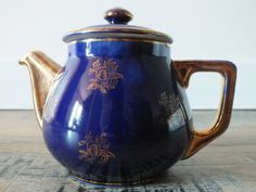 Blue & Brown Dreams by Ilona on Etsy