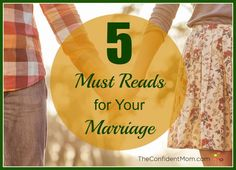 Invest in your marriage by reading these 5 books!