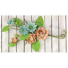 Fairy Rhymes Paper Flower Vines - Prima