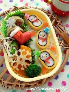 Winter Bento