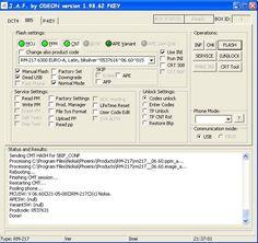 CFW firmware editor