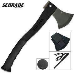 Schrade SCAXE2L Survival 15.7-Inch Hatchet Schrade,http://www.amazon.com/dp/B00I1XOZUY/ref=cm_sw_r_pi_dp_Ad9ttb08DCTV8HZD