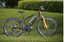 #KTM Macina Mini Me - the first mass-produced electric bike for #kids // #eBike #Bosch