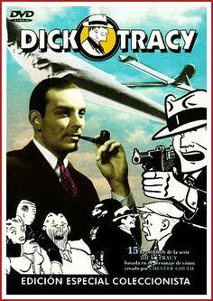 1973 - 15 episodios. En esta primera entrega de los años 30, Dick Tracy, agente del FBI que presta sus servicios en el departamento de Justicia de San Francisco, se enfrenta a peligrosos criminales como el llamado The Lame One o el grupo de villanos conocidos como la Spider Armada.