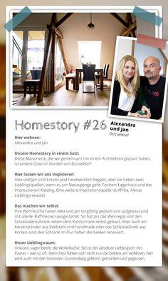 Wir haben wieder eine wunderschöne Homestory für euch. Und ihr könnt Alex und Jan sogar noch einen tollen Gewinn verschaffen! Möchtet ihr die beiden nach Meran schicken? Dann gebt ihnen Herzchen, Pins oder Likes. Hier, auf Homestory.de oder Facebook. #Homestory #Home #Interior