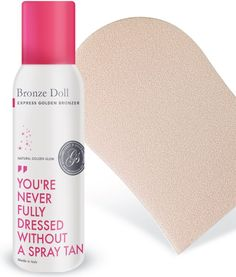 Made in Italy Self-Tanning Spray and FREE Professional Tanning Mitt (125ml/4oz) - INSTANT Results (Not Lotion) - Get a Bronzer and Golden Tan - All Skin Types, Light, Fair, Medium and Sensitive Luxurious ** Trust me, this is great! Click the image. : Skin care