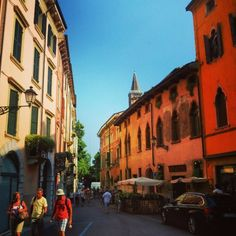 We used to have #sunnydays in #Verona #giveussummerback