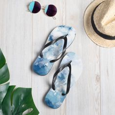 Prepare for an adventurous and carefree summer with a pair of colorful slippers that are created just for you! The rubber sole is lined with a soft fabric to make sure you feel comfortable wherever your day takes you. • Rubber sole • Customizable 100% polyester fabric lining • Black Y-shaped rubber straps • Toe [...] The post Flip-Flops appeared first on Dullaj.com. Blue Flip Flops, Beach Flip Flops, Flip Flop Sandals, Personalized Flip Flops, Rainbow Face, Rubber Flip Flops, Beach Print, First They Came, Soft Fabrics