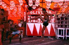 Miguel Rio Branco BRAZIL. Salvador de Bahia. 1984. Magnum Photos Photographer Portfolio