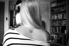 lotus tattoo | Tumblr