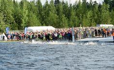 Triathlon lähtö Triathlon, Niagara Falls, Dolores Park, Nature, Travel, Triathalon, Naturaleza, Viajes, Traveling