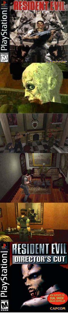 #RetroGamer Happy Birthday #ResidentEvil, the original game has still got it! http://www.levelgamingground.com/resident-evil-directors-cut-review.html