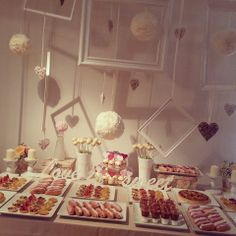 Love is sweet candy bar - Boheme delices francaises