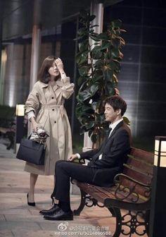 Lee Sang Yoon, Kim Ha Neul