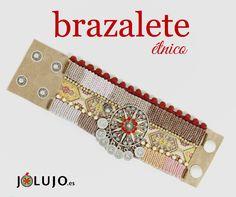Brazalete étnico. www.jolujo.es