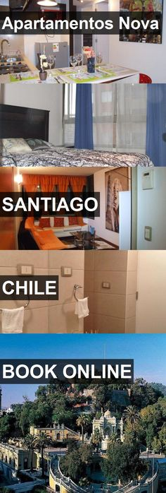 Hotel Apartamentos Nova in Santiago, Chile. For more information, photos, reviews and best prices please follow the link. #Chile #Santiago #ApartamentosNova #hotel #travel #vacation