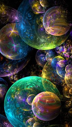 Worlds without end, universes within universes, and so the master creator continues his work.