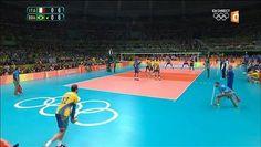 Volley Finale Jo Rio Brésil vs. Italie - http://cpasbien.pl/volley-finale-jo-rio-bresil-vs-italie/