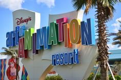 Tips and information on Disney's Art of Animation Resort