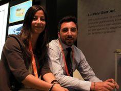 #GraziellaCarta di Autokm0.tv con #EnricoArtegiani di Gen-Art @Quintegia #ADD14