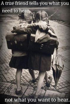 A true friend <3