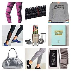 myfoxyboxes | Jump Start Your New Year's Fitness Goals with these Foxy Fitness must haves!
