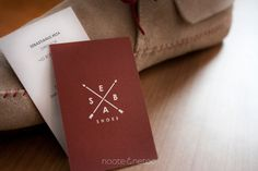 seba shoes - business card