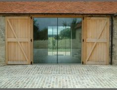 Listed Barn Conversion - simple lines