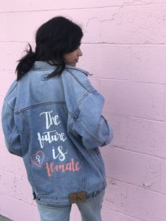 DIY | GIRL GANG JACKETS | DONT WORRY BABE BLOG