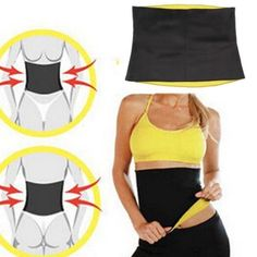Slimming Body Belt Suitable for any aerobic exercise or weight reduction program. Slimming Body Belt made to stimulate sweating for maximum results. S(4-6) M(6-8) L(8-10) MM Intimates & Sleepwear Shapewear