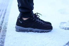 "Nike Air Max 95 ""Black/Dark Grey-Black"" #sneakers"