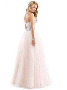 Ball Gown Hjärtformad Floor-length rmlös Sequin Bärlbroderi Tyll Prom Dress
