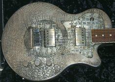 Cool Metal/Let's See Those James Trussart Guitars
