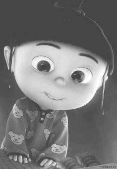 Agnes. - Despicable me