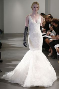 Best Wedding Dresses From Bridal Market Spring 2014